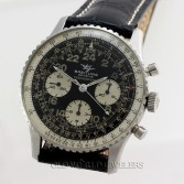 Breitling Vintage Cosmonaut Navitimer 809 Stainless Steel