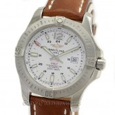 Breitling Colt Automatic A17388 Steel White Dial