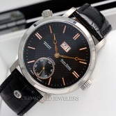 Bruno Sohnle Mechanik Edition III Ref 1300 Steel
