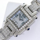 Chopard Happy Sport 27690323 18K White Gold Diamonds