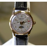 Gruen New Old Stock Triple Date Moonphase Lady Watch