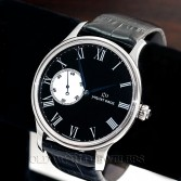 Jaquet Droz Grand Heure Minute Stainless Steel