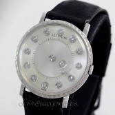 Jaeger LeCoultre Diamond Galaxy Mystery Dial 14K Gold