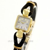 Jaeger LeCoultre Lady's Vintage 18K Yellow Gold Dress Watch
