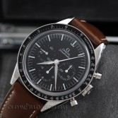 Omega Speedmaster Moon Chronograph 311.32.40.30.01.001 Steel Black Dial No 9538