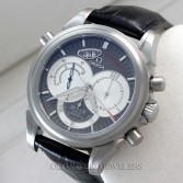 Omega De Ville Chronoscope Rattrapante Co-Axial Ref 4848.40.31 Steel