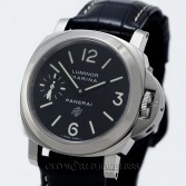 Panerai Luminor Marina PAM 005 Q Series Steel