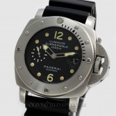 Panerai Luminor 1950 Submersible PAM 243 Steel