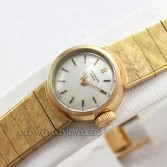 Patek Philippe Vintage Dress Watch Ref 3266 18K Yellow Gold