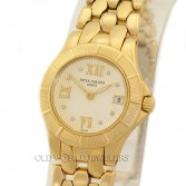 Patek Philippe Neptune Ref 4881/1 18K Yellow Gold