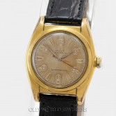 Rolex Vintage Oyster Perpetual Tropical Bubbleback 2940 Original Dial