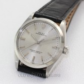 Rolex Oyster Perpetual Ref 1003 Steel Silver Dial