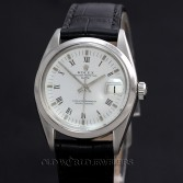 Rolex Vintage Date Ref 1500 Stainless Steel White Dial
