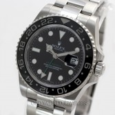 Rolex GMT Master II 116710LN Steel Black Ceramic