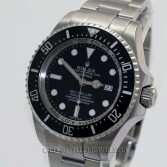 Rolex Deepsea Sea Dweller Ref 116660 Steel