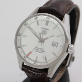 Tag Heuer Carrera Cal 7 Twin-Time Auto Ref WAR2011.0 Steel