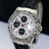 Tudor Tiger Prince Chronograph Ref 79280 Steel Opaline Dial
