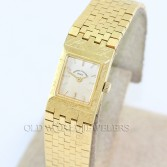 Vacheron Lady Vintage Dress Watch 18K YG Manual Wind