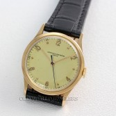 Vacheron Constantin Vintage Dress Watch 18K Rose Gold